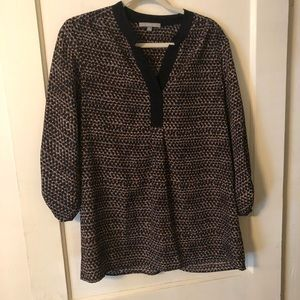 3/4 quarter sleeve blouse in excellent condition